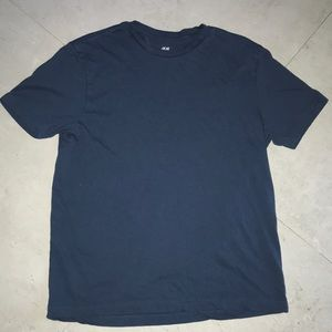 H&M Navy t shirt